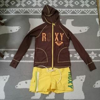 ロキシー(Roxy)のroxyラッシュガード+ボードショーツ(水着)