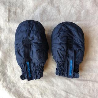 patagonia - 【美品】patagoniaベビー手袋