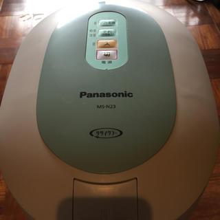 パナソニック(Panasonic)のPanasonic リサイクラー 家庭用生ごみ処理機 MS-N23 パナソニック(生ごみ処理機)