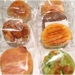 毎朝食べたい モーニングパン20個セット タテヤマ  天然酵母(パン)