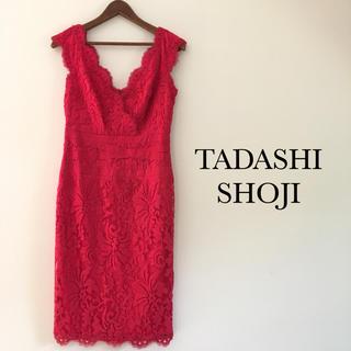 TADASHI SHOJI - Tadashi Shoji タダシショウジ レース ワンピース 美品