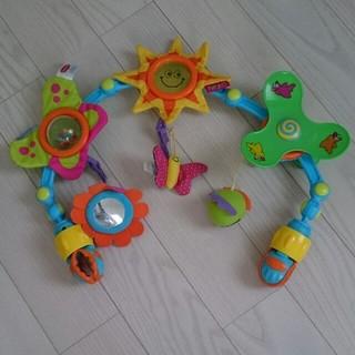 タイニーラブ(TINY LOVE)のタイニーラブ おもちゃ 赤ちゃんベビーカー用 チャイルドシート用手遊び(ベビーカー用アクセサリー)