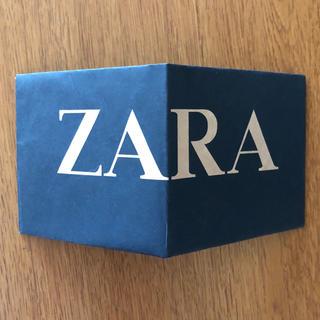ザラ(ZARA)のZARA ペーパーウォレット ハンドメイド(財布)