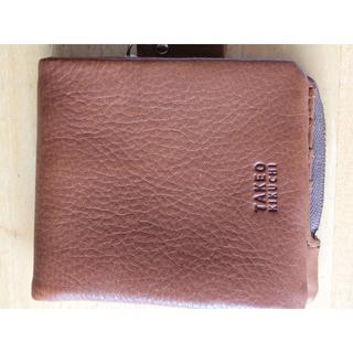 タケオキクチ(TAKEO KIKUCHI)のタケオキクチ二つ折り財布(折り財布)