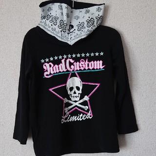 ラッドカスタム(RAD CUSTOM)のRAD CUSTOM【未使用】タートルネック(Tシャツ/カットソー)