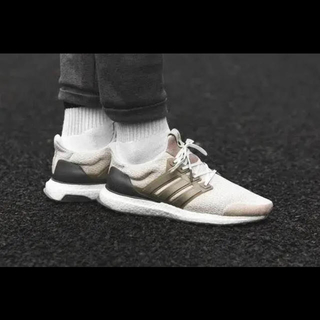 UNDEFEATED - Adidas Consortium Ultra Boost Lux Tan