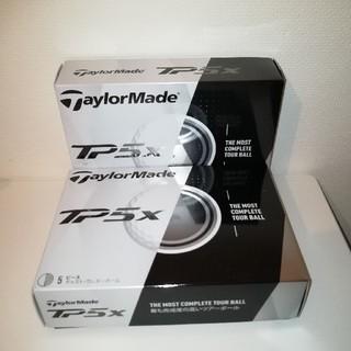 テーラーメイド(TaylorMade)の未使用新品‼️テーラーメード TP5X ホワイト 2ダース(その他)