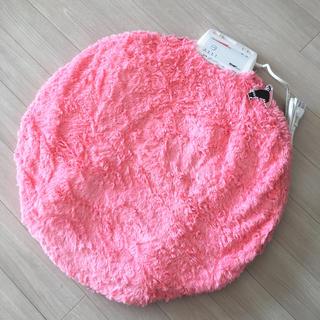 ホットカーペット 1人用 ピンク カバー付き