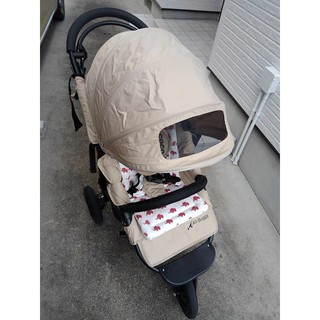 エアバギー(AIRBUGGY)のエアバギーココ ブレーキモデル(ベビーカー/バギー)