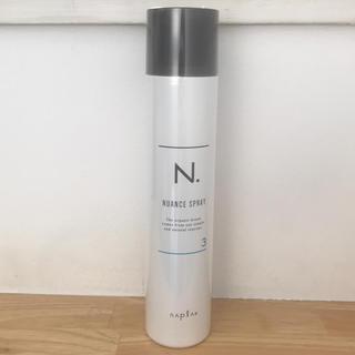 ナプラ(NAPUR)の新品ナプラエヌドットN.ニュアンスヘアスプレー3 112ml(ヘアスプレー)