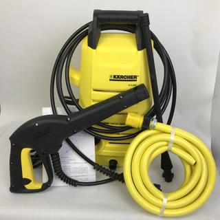 KARCHER(ケルヒャー 【家庭用高圧洗浄機入門タイプ高圧洗浄機 K2.020(洗車・リペア用品)