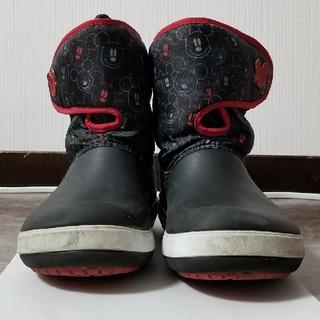 クロックス(crocs)のクロックススノーブーツ ミッキーマウス(ブーツ)