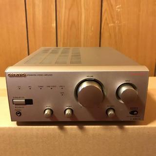 オンキヨー(ONKYO)のONKYO A-909LTD  プリメインアンプ(アンプ)