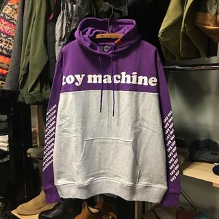 トイマシーン(Toy Machine)のインスタで注目!トイマシーン '19年春夏新作 ロゴパーカー M(パーカー)