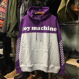 トイマシーン(Toy Machine)のインスタで注目!トイマシーン '19年春夏新作 ロゴパーカー L(パーカー)