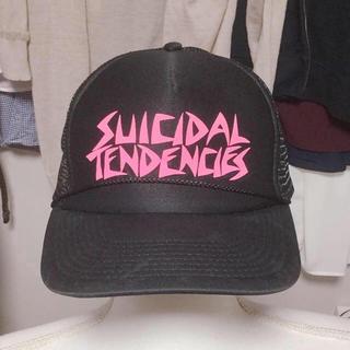 スイサダルテンデンシーズ(SUICIDAL TENDENCIES)のSUICIDAL TENDENCIES キャップ帽(キャップ)