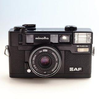 コニカミノルタ(KONICA MINOLTA)の☆整備済☆ MINOLTA HI-MATIC AF 38mm F2.8(フィルムカメラ)