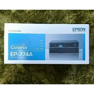 エプソン(EPSON)のカラリオ EP-774A(PC周辺機器)