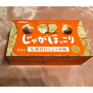 カルビー(カルビー)のCalbee じゃがほっこり九州甘口しょうゆ味6袋入りじゃがいも おさつほっこり(菓子/デザート)