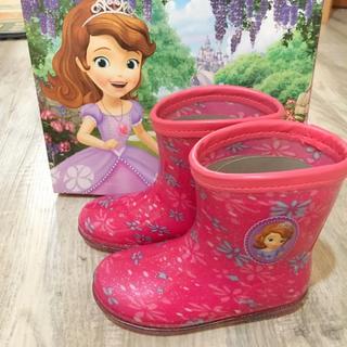 ディズニー(Disney)のソフィア ディズニー 長靴 (長靴/レインシューズ)