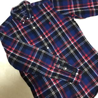 ジムフレックス(GYMPHLEX)のジムフレックス チェックシャツ(シャツ/ブラウス(長袖/七分))