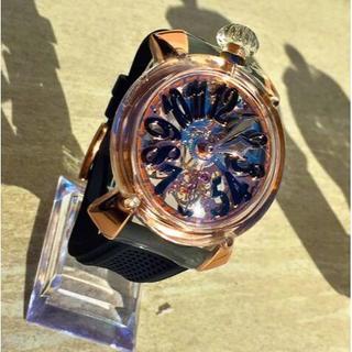 ガガミラノ(GaGa MILANO)のGaGa MILANO☆腕時計(腕時計(アナログ))