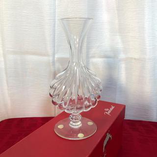 バカラ(Baccarat)の珍品 baccarat バカラ 花瓶 正規品(花瓶)