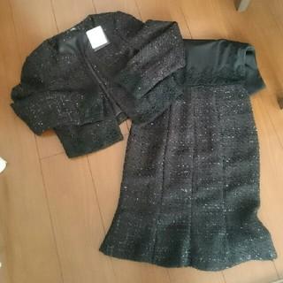 ガール(GIRL)の新品◆ツイードジャケット&ワンピース 卒業式 卒園式 入学式(スーツ)