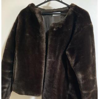 オオトロ(OHOTORO)のファージャケット(毛皮/ファーコート)