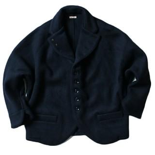 キャピタル(KAPITAL)のKAPITAL キャピタル 美品 シャギーメルトン ドルマンジャケット 1サイズ(テーラードジャケット)