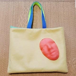ケイスケカンダ(keisuke kanda)のhokuro たかしくんトートバッグ(トートバッグ)