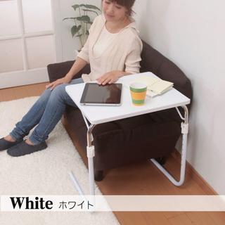 軽量 お手入れ簡単 簡単収納 折りたたみテーブル☆☆(折たたみテーブル)