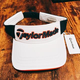 テーラーメイド(TaylorMade)の【新品未使用品】TailorMade(テーラーメイド)/ゴルフバイザー(ウエア)