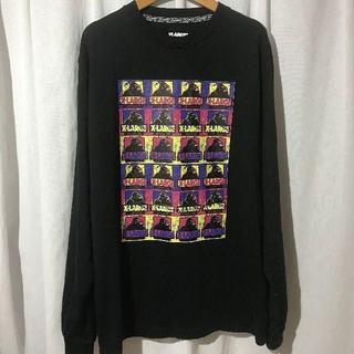 エクストララージ(XLARGE)のX-LARGE  Tシャツ 長袖 エクストララージ(Tシャツ/カットソー(七分/長袖))