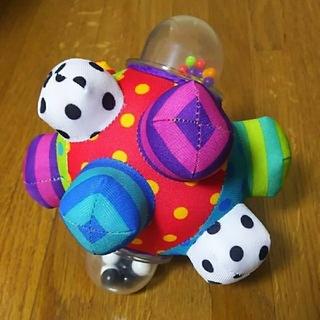 サッシー(Sassy)のベビー用 ボール ラトル ガラガラ(知育玩具)