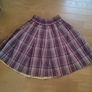 サブロク(SABUROKU)のSABUROKU サーキュラー リバーシブル スカート(ひざ丈スカート)