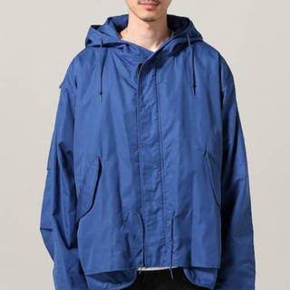 アンユーズド(UNUSED)のunused 18aw m-51 short jacket ショートモッズコート(ミリタリージャケット)