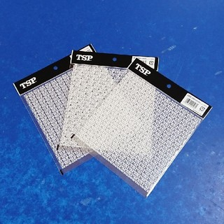 ティーエスピー(TSP)の卓球TSP粘着保護シート6枚セット(卓球)