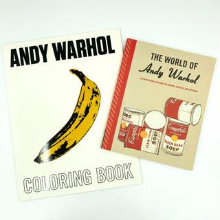 アンディウォーホル(Andy Warhol)のアンディ・ウォーホル Coloring Book 塗り絵 / アートブック (洋書)