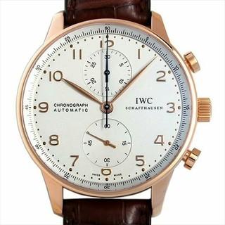 インターナショナルウォッチカンパニー(IWC)のIWC ポルトギーゼ クロノグラフ IW371480 新品 メンズ 腕時計(腕時計(アナログ))
