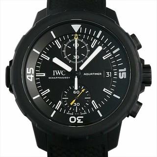 インターナショナルウォッチカンパニー(IWC)のIWC アクアタイマー クロノグラフ ガラパゴスアイランド IW379502新品(腕時計(アナログ))