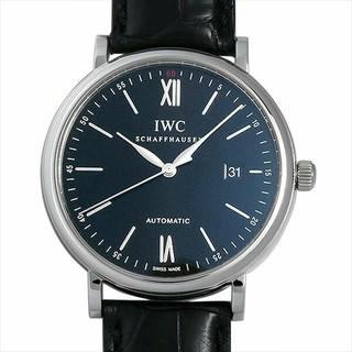 インターナショナルウォッチカンパニー(IWC)のIWC ポートフィノ IW356502 新品 メンズ 腕時計(腕時計(アナログ))