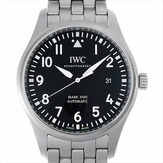 インターナショナルウォッチカンパニー(IWC)のIWC パイロットウォッチ マーク18 IW327015 新品 メンズ 腕時計(腕時計(アナログ))