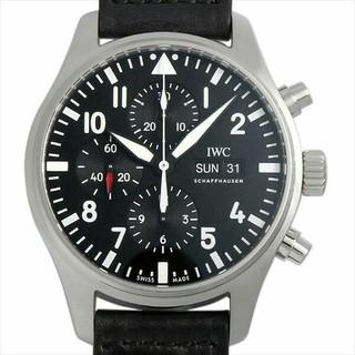 インターナショナルウォッチカンパニー(IWC)のIWC パイロットウォッチ クロノグラフ オートマティック IW377709(腕時計(アナログ))