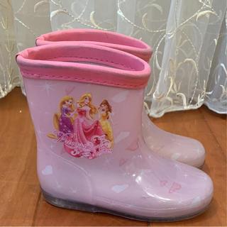 ディズニー(Disney)のディズニー プリンセス  長靴(長靴/レインシューズ)