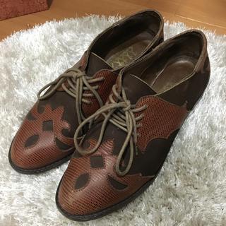 エフトゥループ(F-TROUPE)のエフトゥループ 革靴 普段24〜24.5cm(ローファー/革靴)