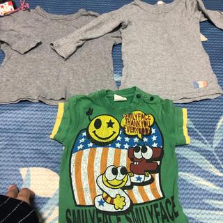 スキップランド(Skip Land)のベビーロンT、Tシャツセット(Tシャツ/カットソー)