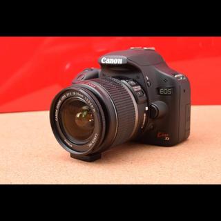 キヤノン(Canon)のCanon EOS Kiss X3レンズ!Wi-Fi機能付SD&バック 1-16(デジタル一眼)