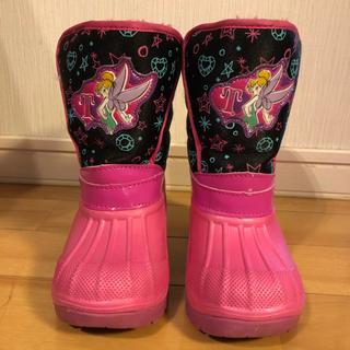 ディズニー(Disney)のコストコのスノーブーツ キッズ 女の子用(17cm)(長靴/レインシューズ)