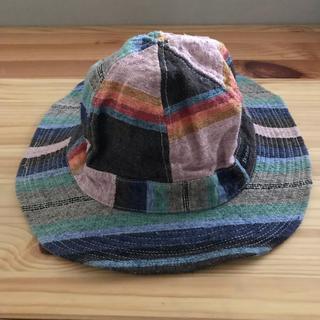 デニムダンガリー(DENIM DUNGAREE)のDD ハット 52cm(帽子)